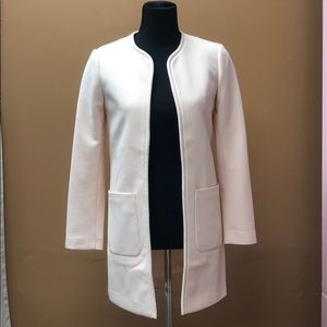 Fitted dress coat
